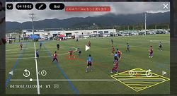 指導者のスキルアップ!練習や試合が中止の今こそ、じっくり動画分析をしてみよう!