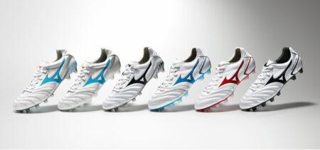 【ミズノ】誰よりも練習するキミへ、サッカーシューズ「MONARCIDA NEO Ⅱ」3/5~全国発売開始!
