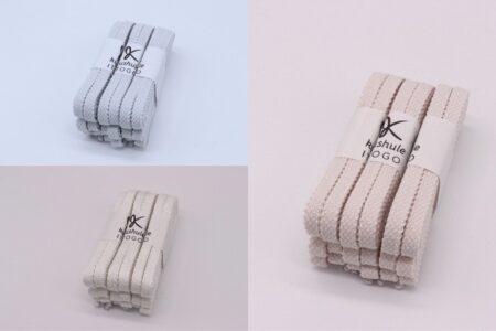くみひもシューレース「kushule(クシュレ)」の新作・新色が数量限定で販売中!